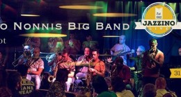 "The Paolo Nonnis Big Band ""Very Hot"" Live al Jazzino"