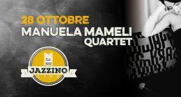 Manuela Mameli 4et live at Jazzino Cagliari