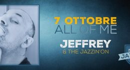 All of Me feat. Jeffrey & Jazzin'on live at Jazzino Cagliari