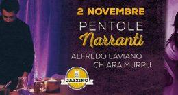 Pentole Narranti live at Jazzino Cagliari – Special Event