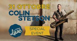Colin Stetson live at Jazzino Cagliari – Special Event