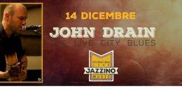 John Drain & The live city blues live@Jazzino