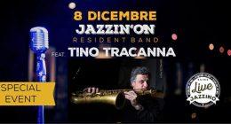 Jazzin'on feat. Tino Tracanna live@Jazzino Cagliari