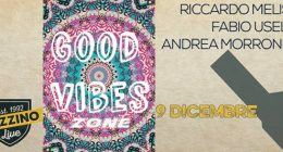Good Vibe Zone trio live@Jazzino