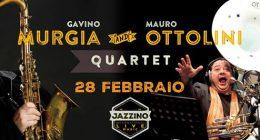 *Special Event* G.Murgia & M.Ottolini quartet live at Jazzino Cagliari