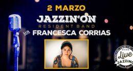 Jazzin'on ft. Francesca Corrias live at Jazzino