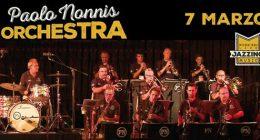 Paolo Nonnis Orchestra live at Jazzino Cagliari