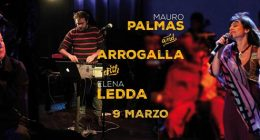 *Special Event* Mauro Palmas & Arrogalla ft. Elena Ledda live at Jazzino…