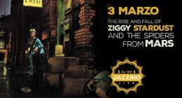 """Showcase """"The rise and fall of Ziggy Stardust and the Spiders from Mars"""""""