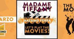 "Madame Tiffany ft. Massimo Ferra ""The Jazz Movie"" live at Jazzino Cagliari"