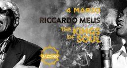 "Riccardo Melis ""Kings of Soul"" live at Jazzino Cagliari"