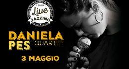 Daniela Pes quartet live at Jazzino Cagliari