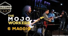 The Mojo Workers live at Jazzino