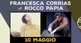 Francesca Corrias & Rocco Papia live at Jazzino Cagliari