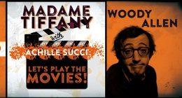 """Madame Tiffany ft. Achille Succi """"Woody Allen"""" live at Jazzino Cagliari"""