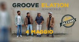 Groove Elation live at Jazzino Cagliari