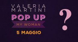 "My Woman – Valeria Martini ""Pop-up"" ft. JIO live at Jazzino"
