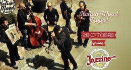 Italian Mood Project live at Jazzino