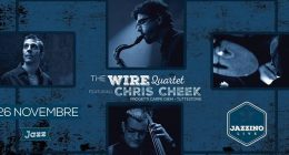 The Wire 4et feat. Chris Cheek live at Jazzino