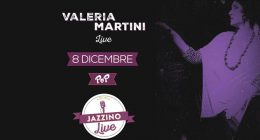 Valeria Martini live at Jazzino