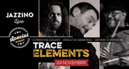 Trace Elements live at Jazzino