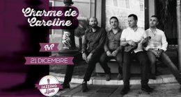 Charme de Caroline live at Jazzino