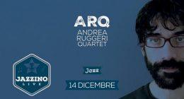 Andrea Ruggeri Quartet live at Jazzino