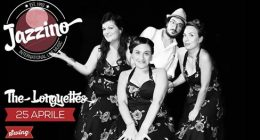 The Longuettes live at Jazzino