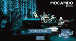 Mocambo Quintet – live at Jazzino