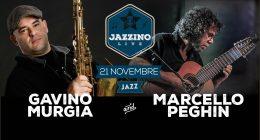 Gavino Murgia & Marcello Peghin Live at Jazzino