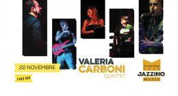 Valeria Carboni & Angiolini Bros Live at Jazzino