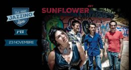 Sunflower Quartet Live at Jazzino