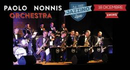 Paolo Nonnis Orchestra – Live at Jazzino