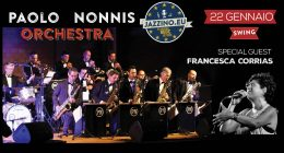 Paolo Nonnis Orchestra feat. Francesca Corrias – Live at Jazzino