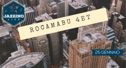 RoCaMaBu Quartet – Live at Jazzino