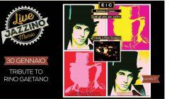 """Escluso il cane """"Rino Gaetano Tribute"""" – Live at Jazzino"""
