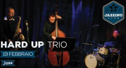 Hard up Trio – Live at Jazzino