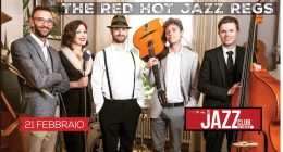 JCN – The Red Hot Jazz Rags – Live at Jazzino