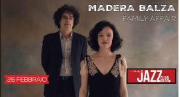 JCN – Madera Balza – Live at Jazzino