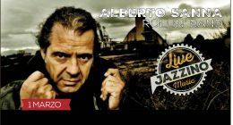 Alberto Sanna Rollin' Band – Live at Jazzino