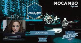 Mocambo Quintet Feat Simona Arrai – Live at Jazzino