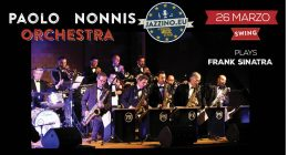 Paolo Nonnis Orchestra plays Frank Sinatra – Live at Jazzino