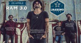 Rāmprasād & RAM 3.0 – Live at Jazzino