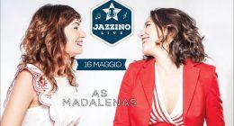 As Madalenas – Live at Jazzino