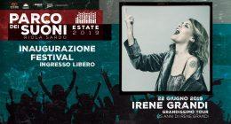 Irene Grandi + Inaugurazione Festival • Parco dei Suoni (Riola Sardo, OR)