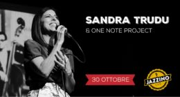 Sandra Trudu canta Elis Regina + One Note Project – Live at Jazzino