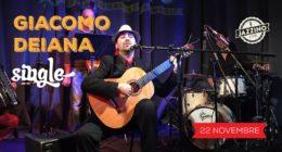 Single di Giacomo Deiana – Live at Jazzino
