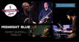 Midnight Blue – Kenny Burrell Tribute – Live at Jazzino