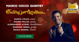 "Marco Cocco Quintet ""Waiting for Xmas"" – Live at Jazzino"