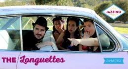 The Longuettes – Live at Jazzino